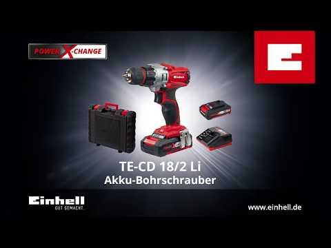 Einhell TE-CD 18/2 Li Akku-Bohrschrauber