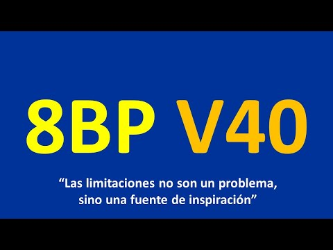 Ya esta disponible 8BP v40, compatible con BASIC y C