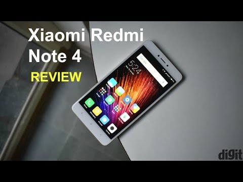 Xiaomi Redmi Note 4 Review: What's new, whats good and whats bad   Digit.in