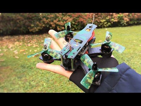 JJRC P130 BATTLER ➜ Recensione Mini Drone Racer FPV [GearBest] - UCZ2etParM-CTqq5CrVzBlAw
