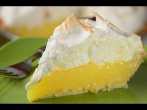 Lemon Meringue Pie Recipe Demonstration - Joyofbaking.com