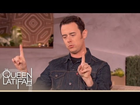 "Shares How He Kept Warm on ""Fargo"" at The Queen Latifah Show"