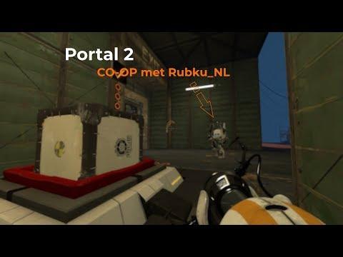 Portal 2 COOP Livestream 31082017