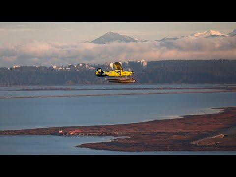 World's first commercial electric plane takes off near Vancouver