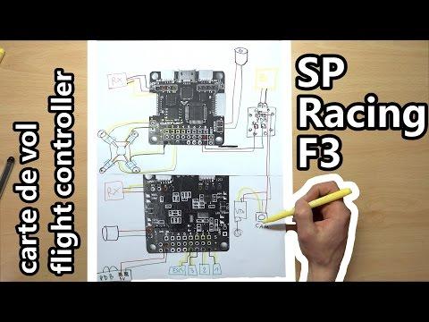 Carte de vol SP Racing F3   Drone - UCloJHRhtGN6Qh8CTZmKD0tg