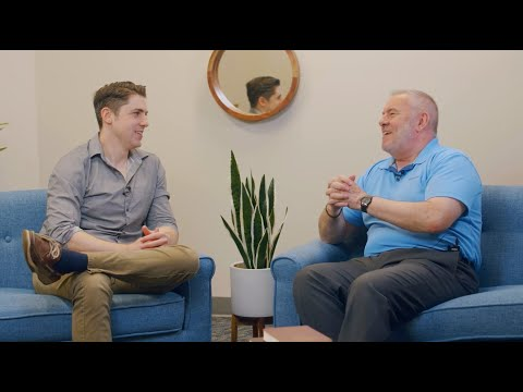 A Father's Day Conversation with Stuart and Cameron McAllister