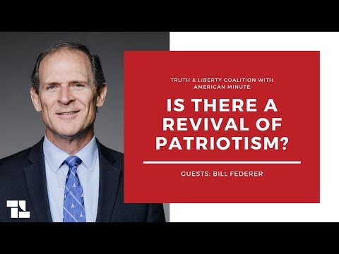 Bill Federer on Truth & Liberty Livecast - July 8, 2019
