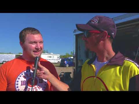 Greenbush Race Park Pit Walk - 8/14/2021 - dirt track racing video image