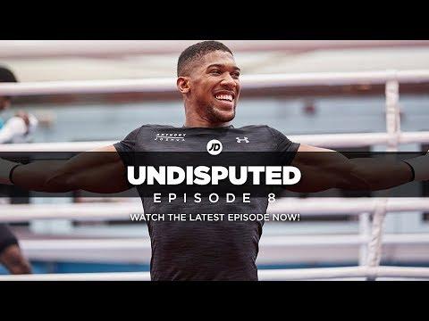 jdsports.co.uk & JD Sports Promo Code video: JDUndisputed: Episode 8 - Joshua v Takam