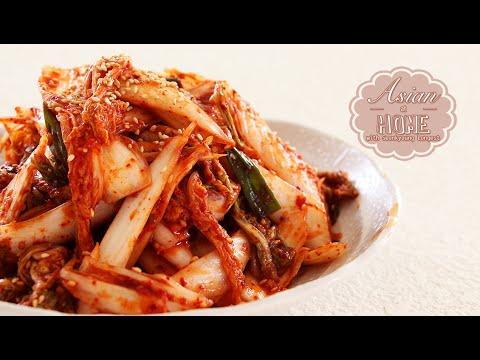 Instant Fresh Kimchi, Geot-Jeori - UCIvA9ZGeoR6CH2e0DZtvxzw