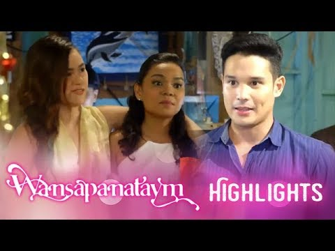 Wansapanataym: Upeng, joins Boyet and Pia with their date