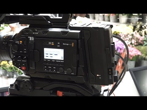 Blackmagic Design URSA Mini Pro SSD Recorder