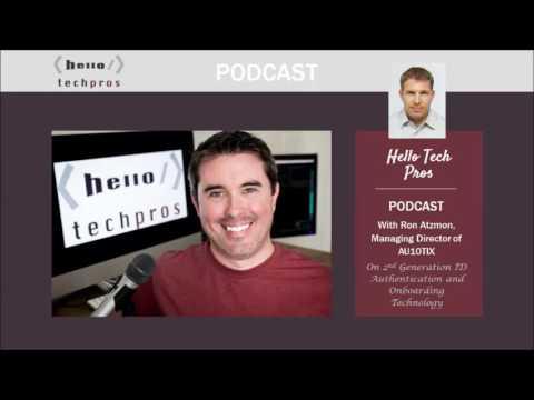 Ron podcast @Hello TechPros 031116