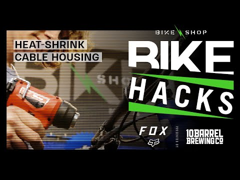 BIKE HACK: Cleaner Controls