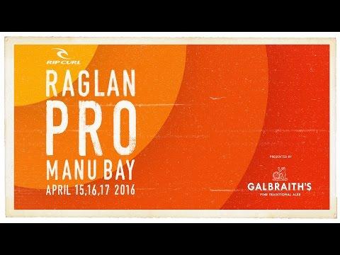 Official Teaser: Rip Curl Raglan Pro 2016