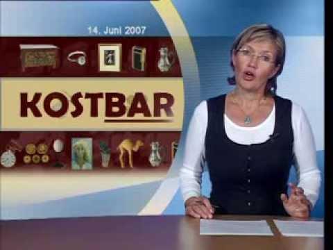 Auktionen bei Eppli  - RegioTV - Das Journal Kostbar 14.07.2007
