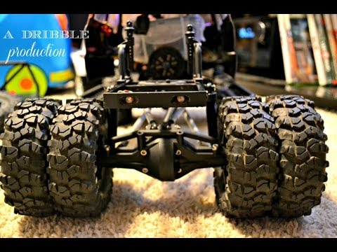 How to convert your Axial Honcho to a Wroncho: what you need