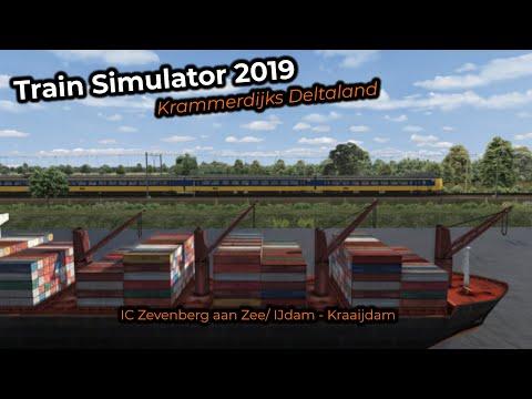 IC Zevenberg/IJdam naar Kraaijdam -- Livestream 28/08/2019