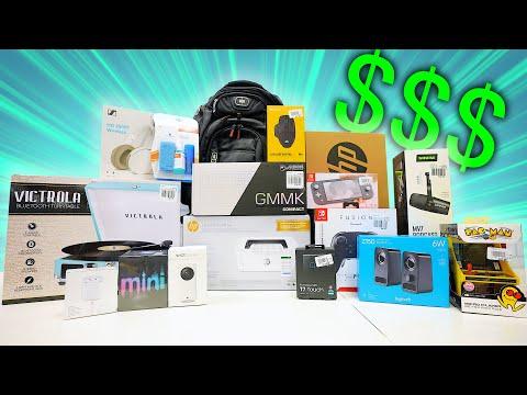 Massive Tech Haul! (Under $1,500 Challenge)