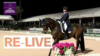 LIVE ? | FEI Dressage Nations Cup™ - Grand Prix Freestyle | Wellington (USA) | CDIO3*
