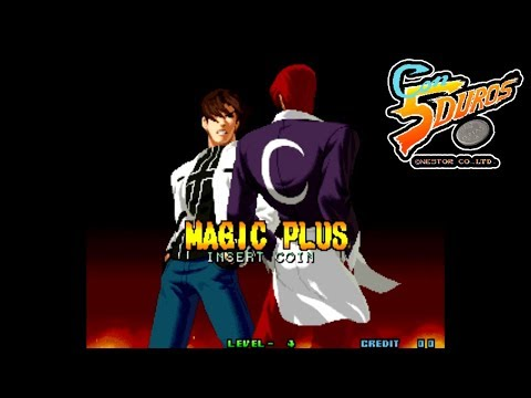 """THE KING OF FIGHTERS 2002 MAGIC PLUS (KOF 2002 HACK) - """"CON 5 DUROS"""" Episodio 763 (1cc) (CTR)"""