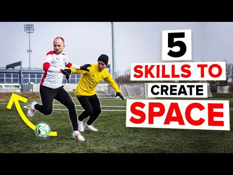 CREATE SPACE with these 5 effective skills