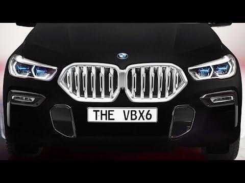 2020 BMW X6 VB ? The World's Blackest Black