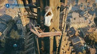 Notre - Dame  Assassin's Creed Unity  Church Bell