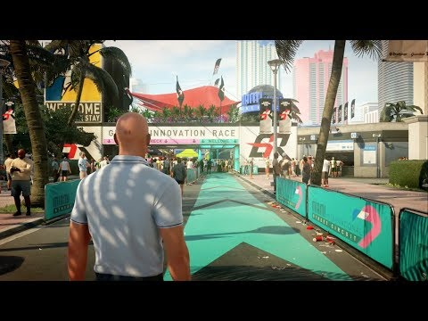 23 Minutes of Hitman 2 Stealth Infiltration Gameplay (w/ Audio!) - E3 2018 - UCKy1dAqELo0zrOtPkf0eTMw