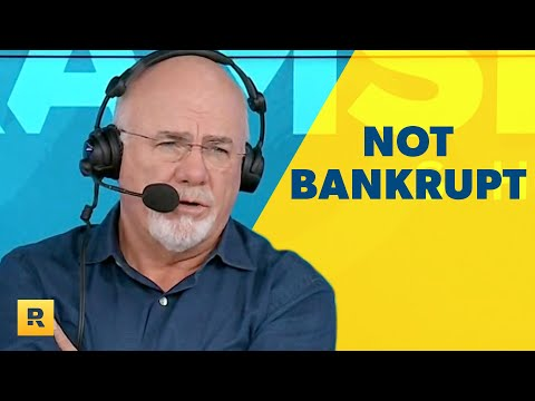 Here's the Good and Bad News: You're Not Bankrupt