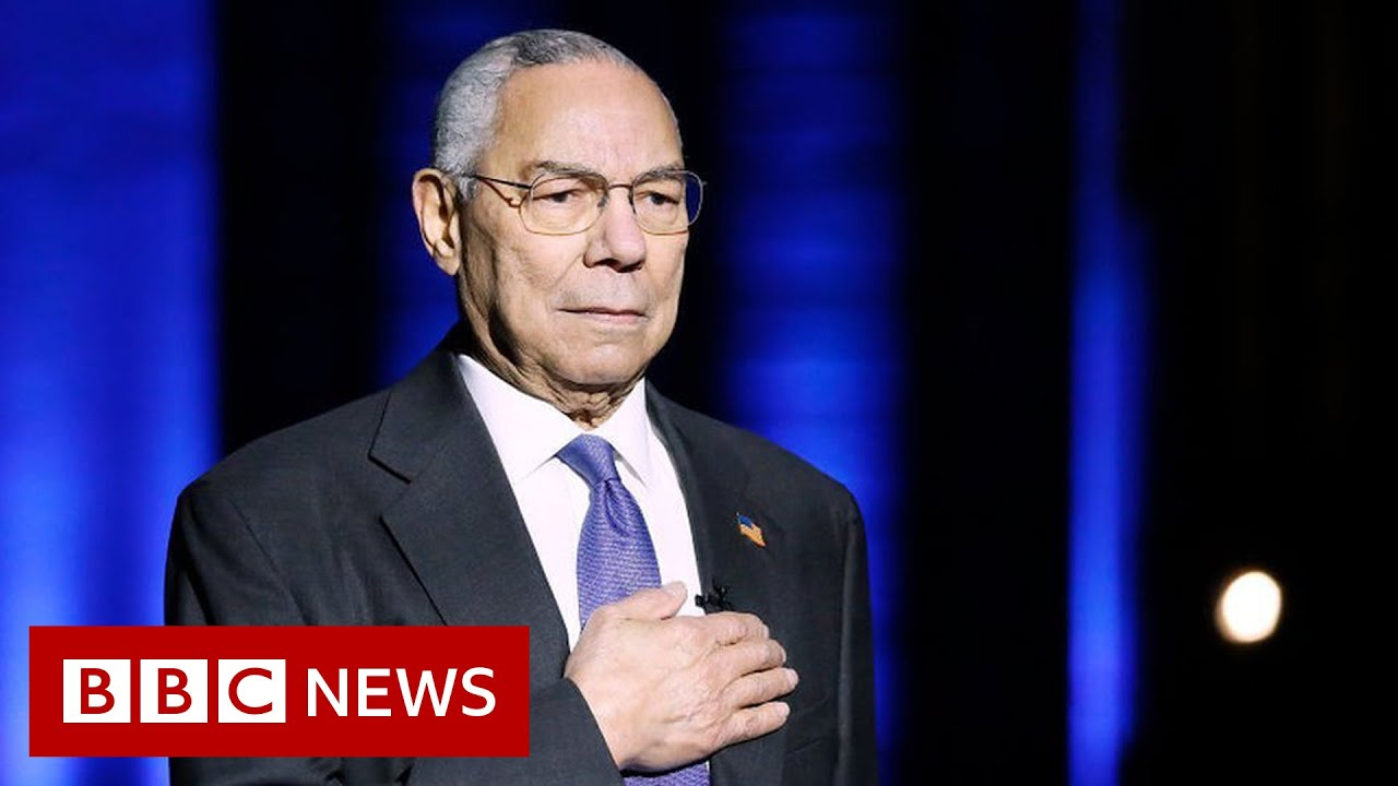 Colin Powell: From Vietnam vet to secretary of state – BBC News