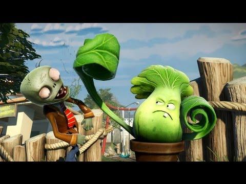 Plants vs. Zombies Garden Warfare | Debut Trailer (E3 2013) OFFICIAL [EN] - UCmrsjRoN3g5TtOGIlq-sQSg
