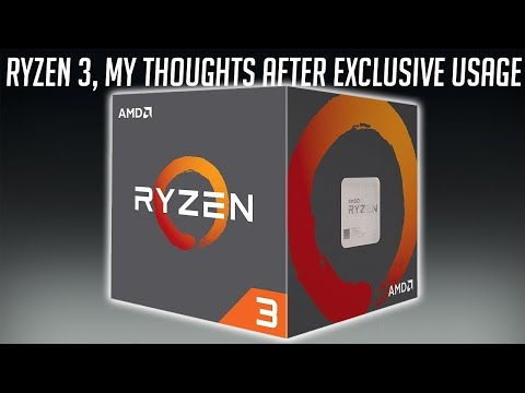 My thoughts on the cheapest Ryzen CPU after 2 weeks usage.