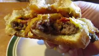 Wendy's Bacon Jalapeno Cheeseburger
