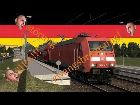 Naar Konstanz - Train Simulator 2017 Special!!