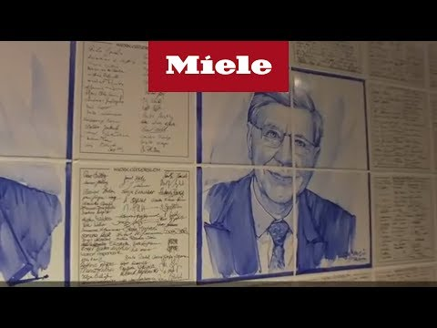 Intervju med Dr. Peter Zinkann | Miele
