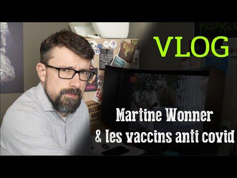 "Martine Wonner & les vaccins anticovid : ""A quoi sert ce truc ?"""