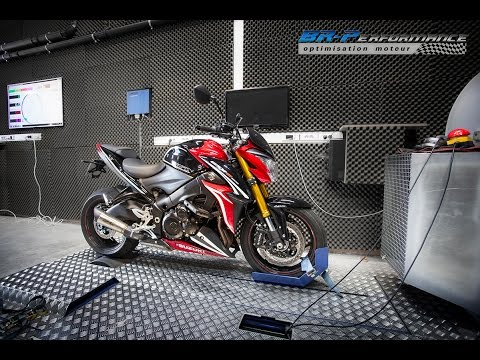 Suzuki GSX-S1000 Stage 1 By BR-Performance