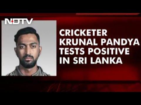 Krunal Pandya Tests Positive In Sri Lanka, 2nd T20I Postponed By A Day