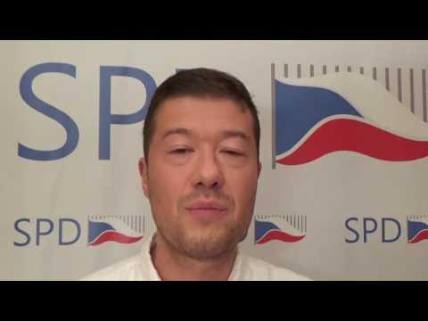 Tomio Okamura: Nenávistná štvavá kampaň a formální nevítězství