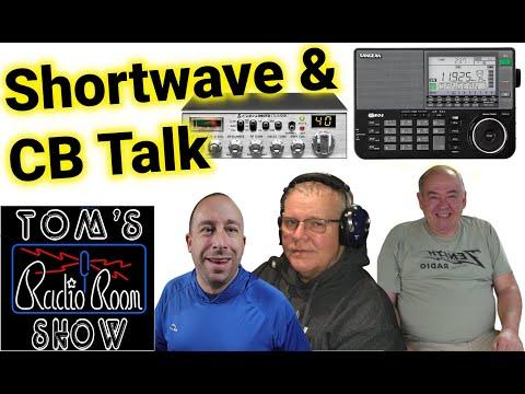 Radio Round Table: New Shortwave Radios and Old CB Radio Stories