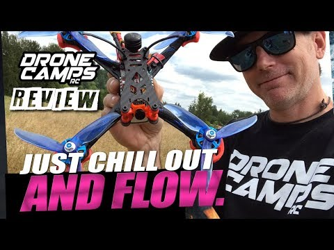 Excelvan X218S Fpv Racer - CHILL OUT AND FLOW - Honest Review & Flights