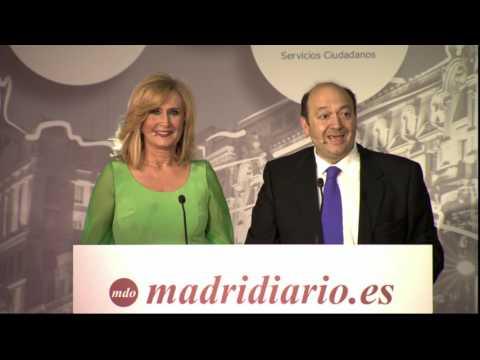 XIV Premios Madrid 2016