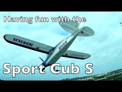Fun with the Sport Cub S by HobbyZone - UCTa02ZJeR5PwNZK5Ls3EQGQ