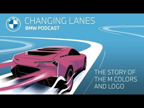 The story of the M colors and logo - Changing Lanes #021. The BMW Podcast.