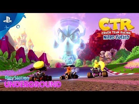Crash Team Racing Nitro-Fueled - Adventure Mode Gameplay | PlayStation Underground - UC-2Y8dQb0S6DtpxNgAKoJKA