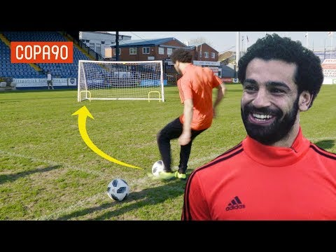 Mo Salah Finishing Masterclass! | How To Train Like A Pro - UCFIdU1RkuRd26YDA7lerfEQ
