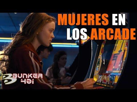 Mujeres en los Arcade Recreativos | Tal día como hoy