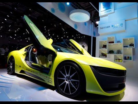 Auto Shanghai 2017 -  HARMAN Connected Car/Concept Car ETOS