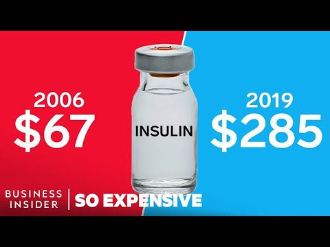 Why Insulin Is So Expensive | So Expensive - UCcyq283he07B7_KUX07mmtA